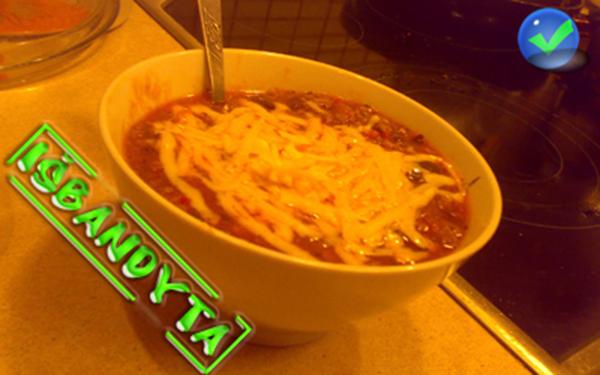 Puiki čili sriuba