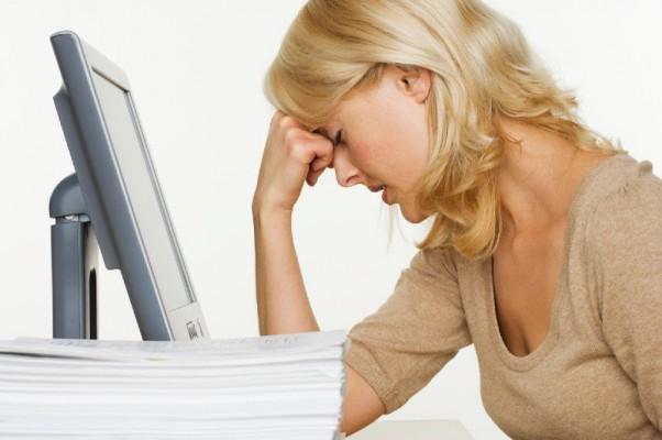 Darbas nuovargis stresas