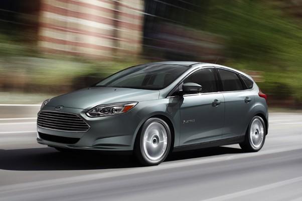 Ford Focus Electric - stiprus konkurentas