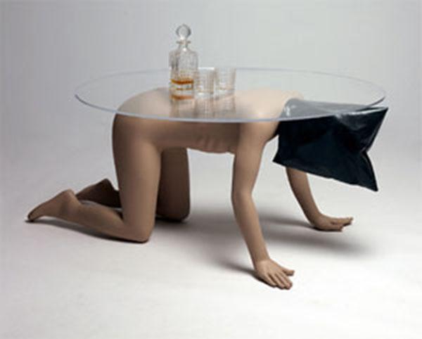 Jūs esate stalas