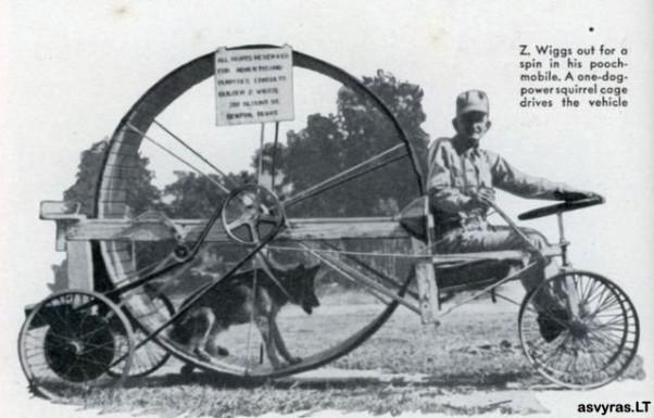 Keisčiausi XX amžiaus išradimai