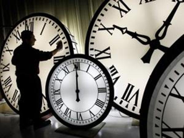 odėl sutrinka vidinis laikrodis