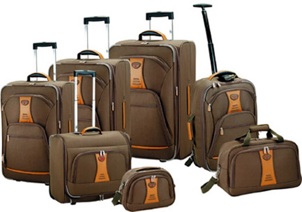 Keliaujam lengvai arba bagažo taisyklės