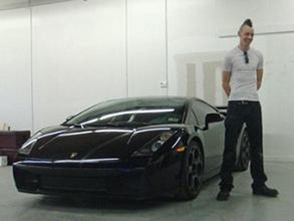 Kelionei JAV su Lamborghini Gallardo amerikietis pardavė viską