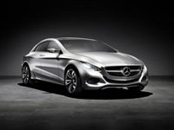 Mercedes-Benz F800 Style - naujas superhibridas