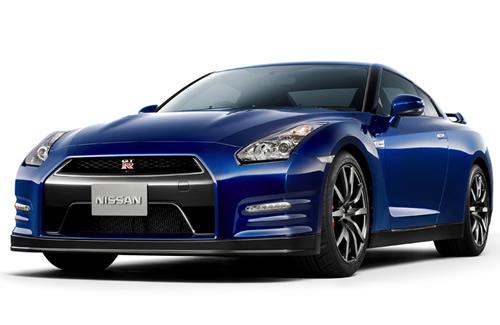 Naujas Nissan GT-R 2011