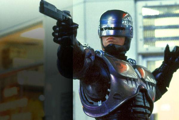 Robokopas - robotas policininkas grįžta į ekranus