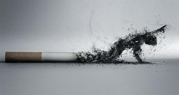 Rūkymas ir treniruotės - nesuderinami dalykai