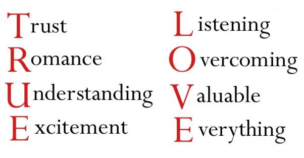 Tikra meilė