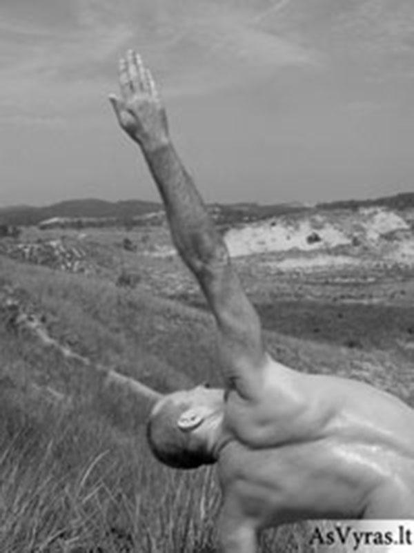 Ilsinkite ir atpalaiduokite savo raumenis