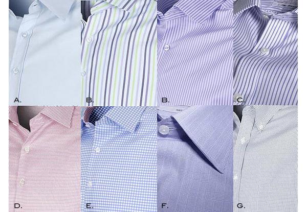 Kaip derinti spalvas ir atspalvius renkantis marškinius